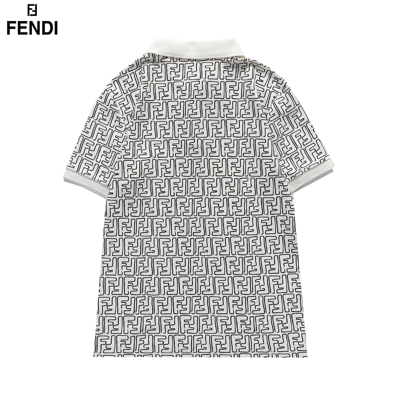 Fendi T-shirts for men #444300 replica