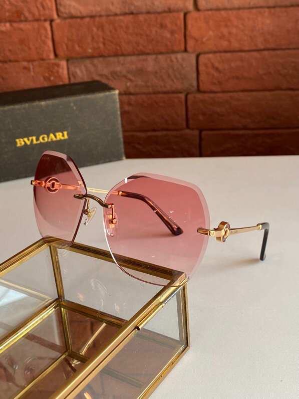 BVLGARI AAA+ Sunglasses #444410 replica