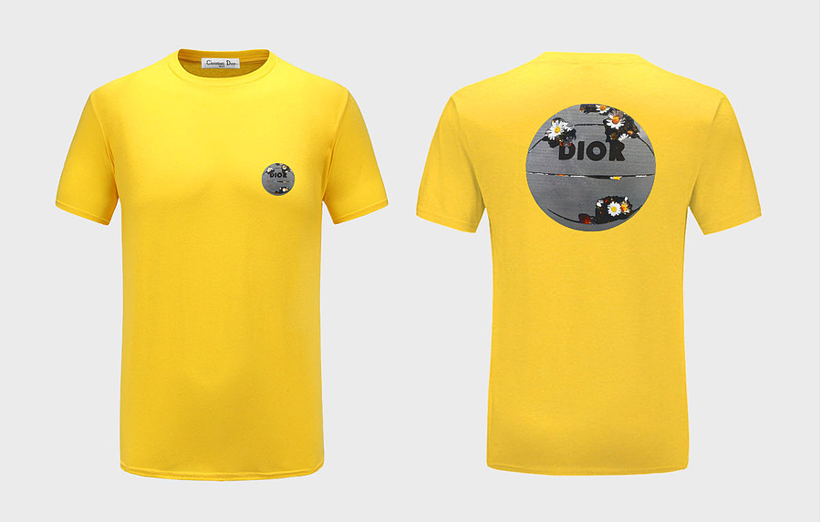 Dior T-shirts for men #444453 replica