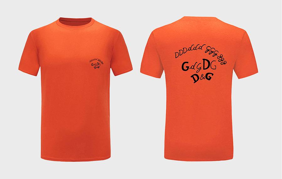 D&G T-Shirts for MEN #444484 replica