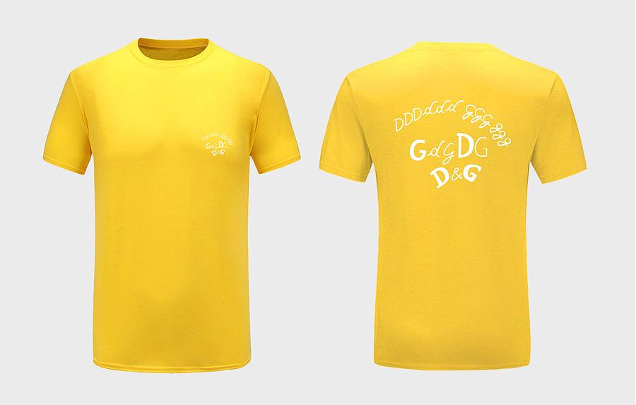 D&G T-Shirts for MEN #444487 replica