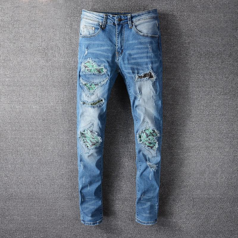 AMIRI Jeans for Men #444766 replica