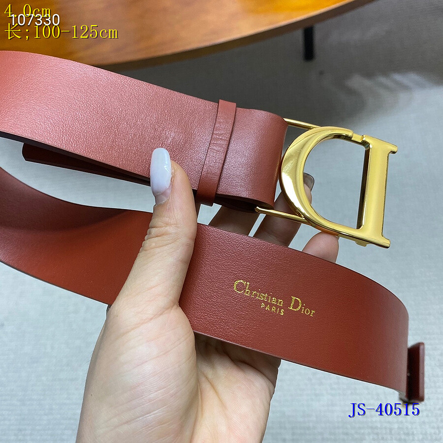 Dior AAA+ Belts #444830 replica
