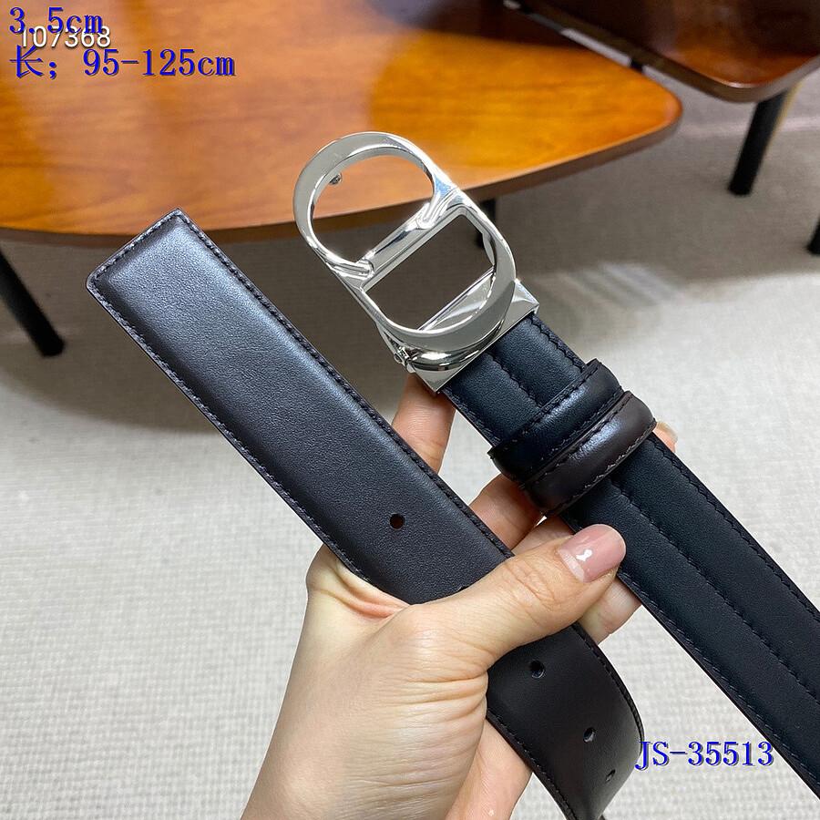 Dior AAA+ Belts #444831 replica
