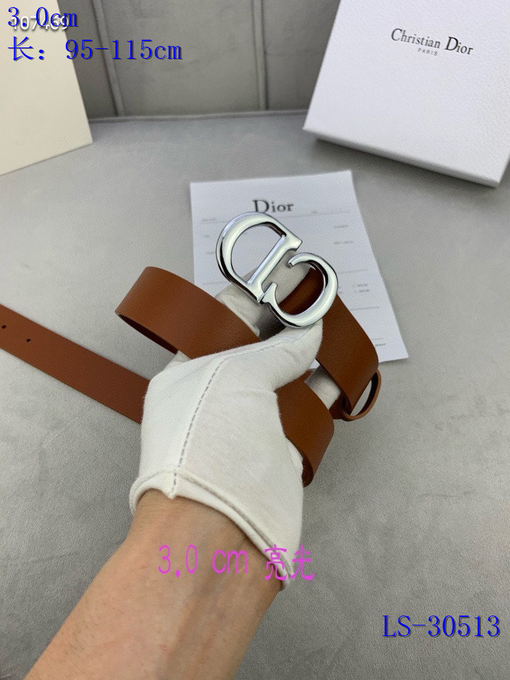 Dior AAA+ Belts #444834 replica