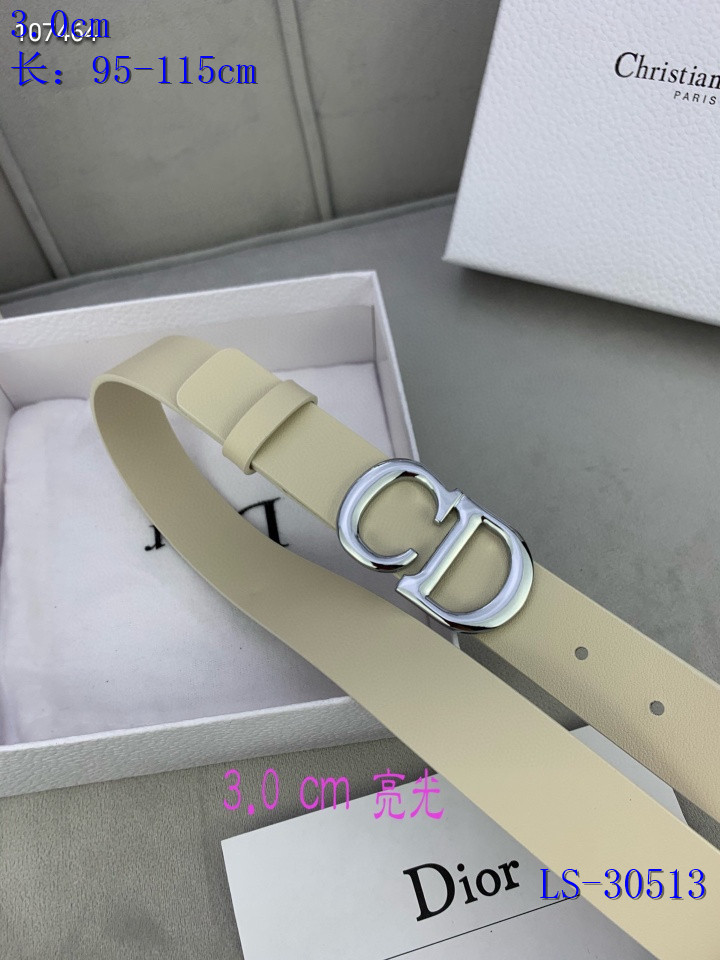 Dior AAA+ Belts #444841 replica