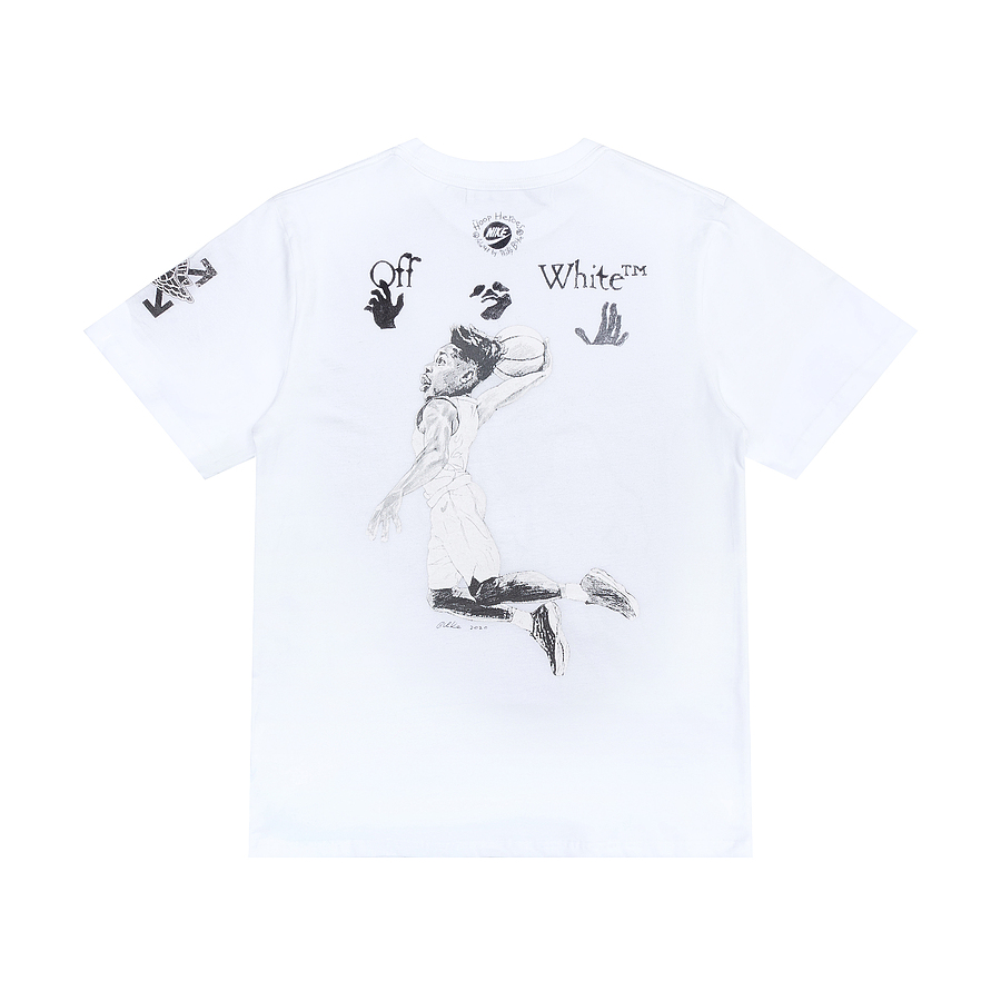 OFF WHITE T-Shirts for Men #444906 replica
