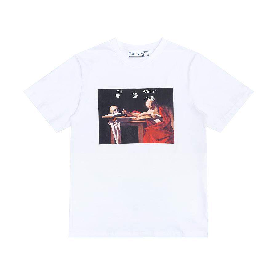 OFF WHITE T-Shirts for Men #444922 replica