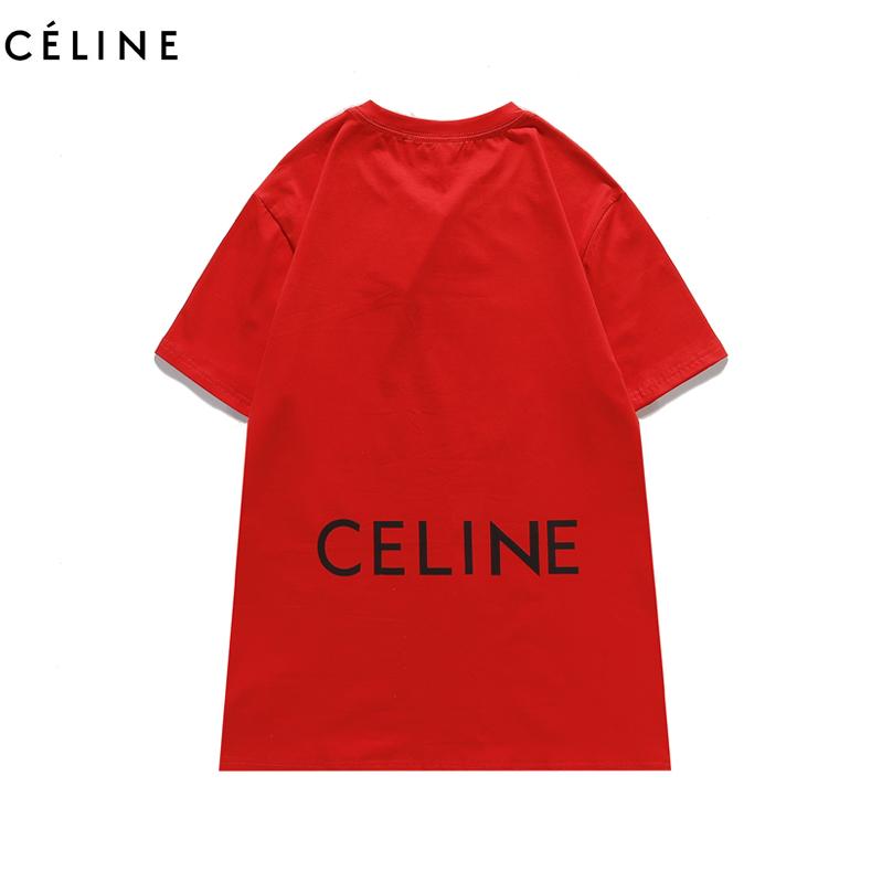 CELINE T-Shirts for MEN #444969 replica