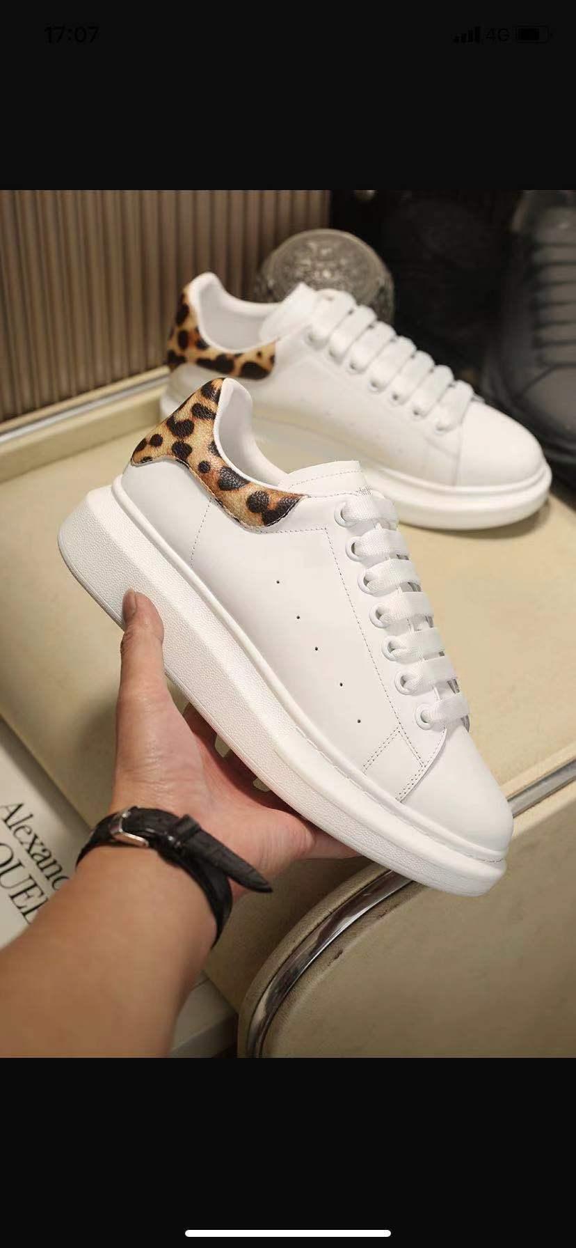 Alexander McQueen Shoes for MEN #444982 replica