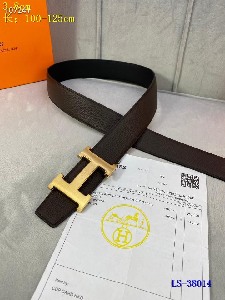Hermes AAA+ Belts #445217 replica