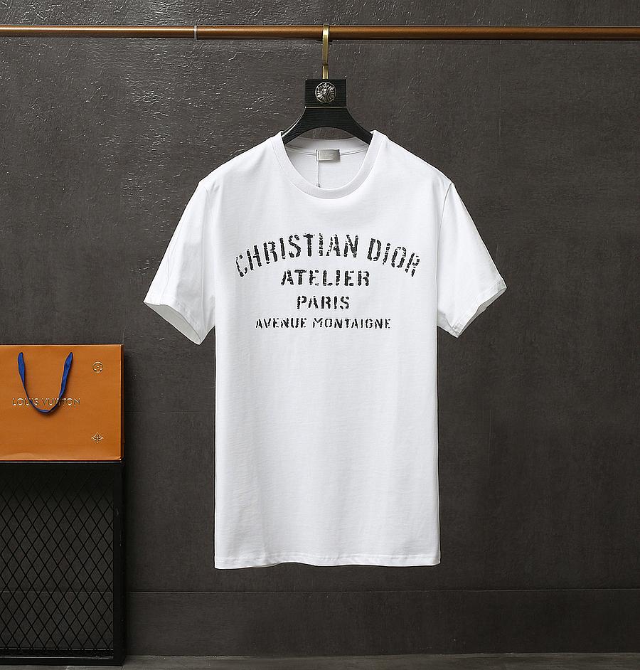 Dior T-shirts for men #445385 replica