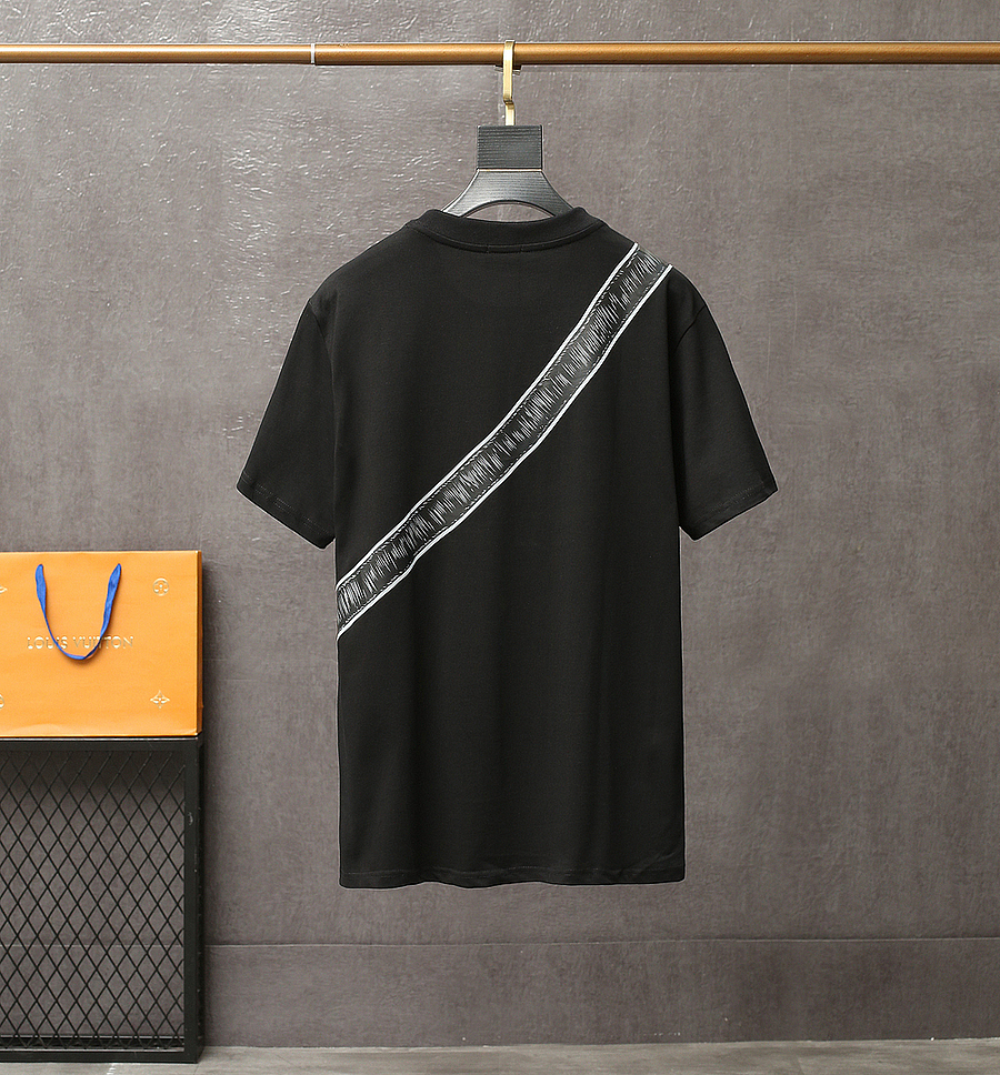 Dior T-shirts for men #445392 replica
