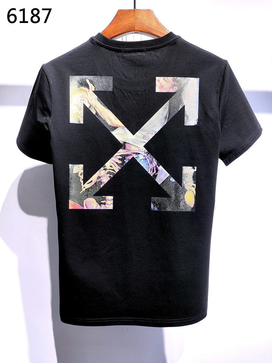 OFF WHITE T-Shirts for Men #445524 replica