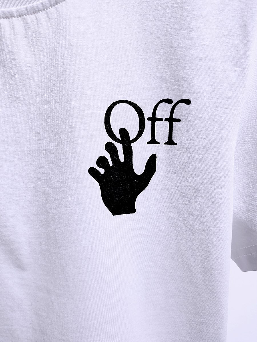 OFF WHITE T-Shirts for Men #445525 replica