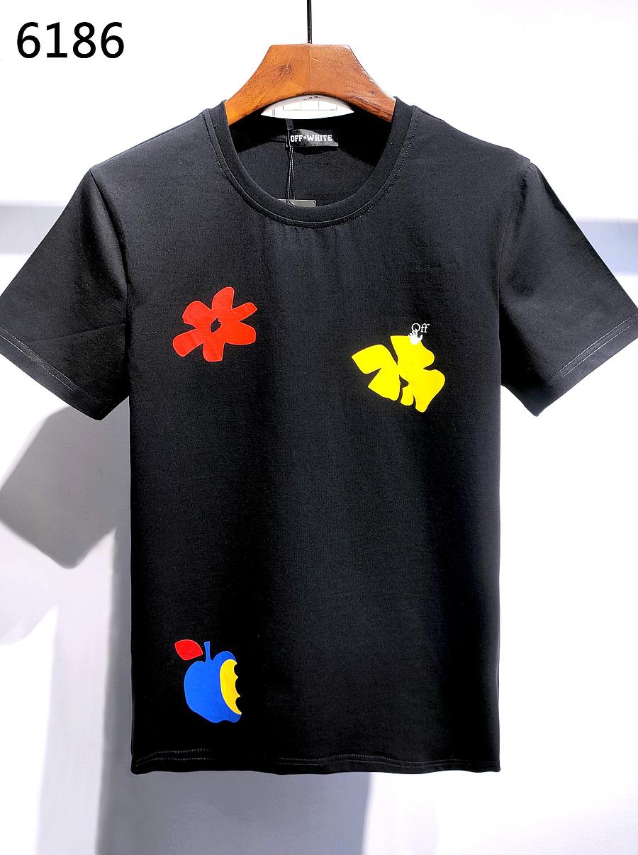 OFF WHITE T-Shirts for Men #445526 replica
