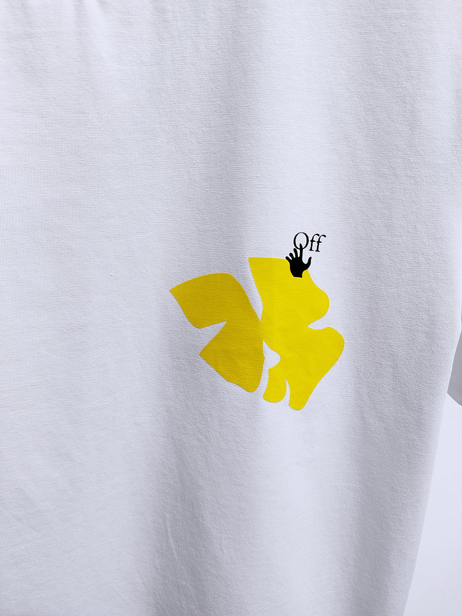 OFF WHITE T-Shirts for Men #445527 replica