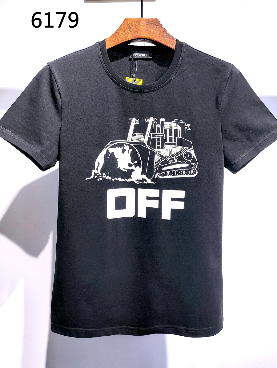 OFF WHITE T-Shirts for Men #445530 replica