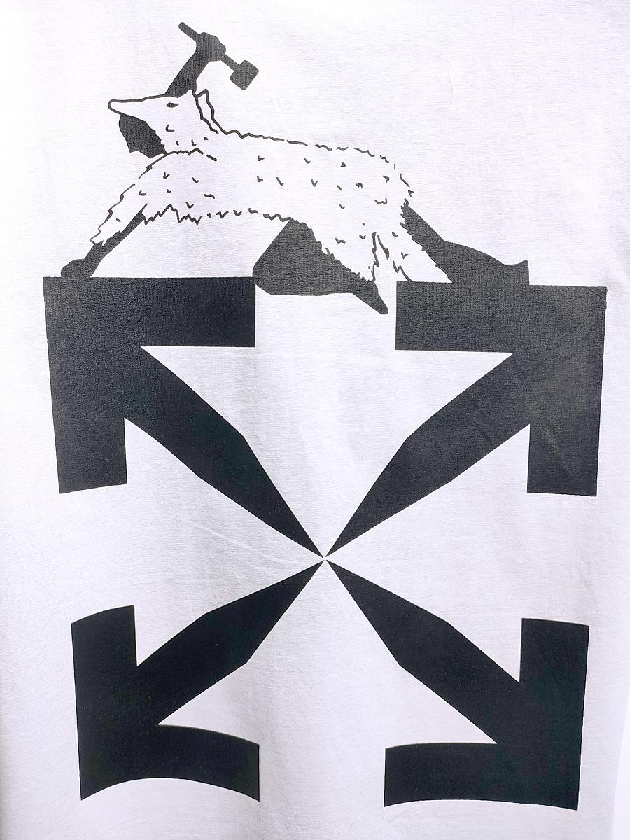 OFF WHITE T-Shirts for Men #445531 replica
