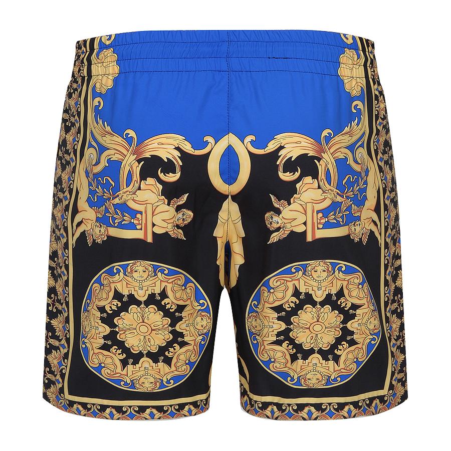 Versace Pants for versace Short Pants for men #445970 replica