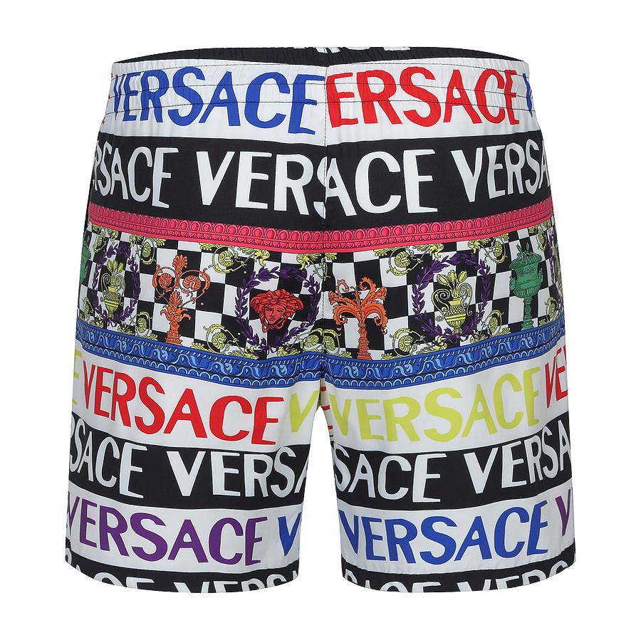 Versace Pants for versace Short Pants for men #445971 replica
