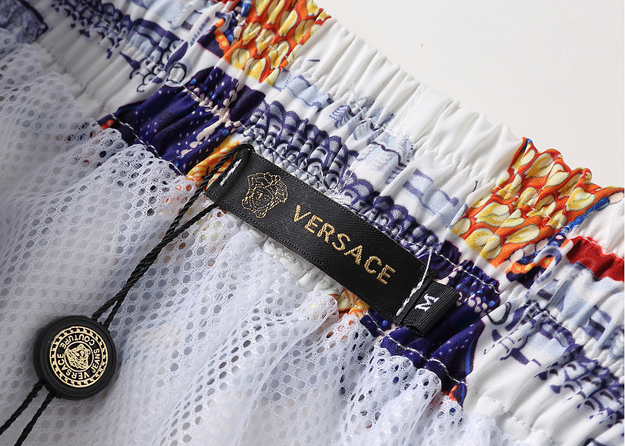 Versace Pants for versace Short Pants for men #445976 replica