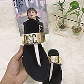 Moschino shoes for Moschino Slippers for Women #443896