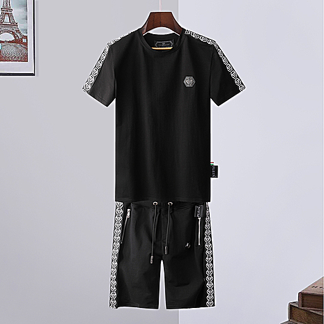 PHILIPP PLEIN Tracksuits for PHILIPP PLEIN Short tracksuits for men #446585 replica