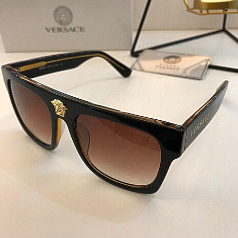 versace AAA+ Sunglasses #446804 replica