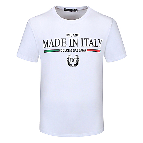 D&G T-Shirts for MEN #447268