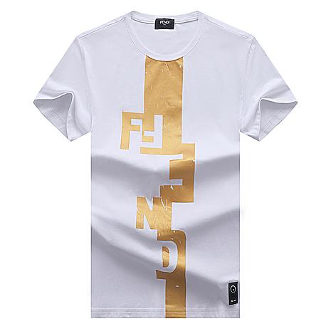 Fendi T-shirts for men #447436