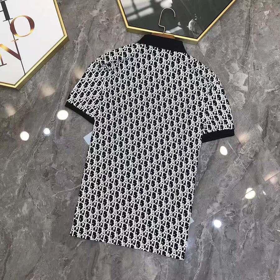 Dior T-shirts for men #446357 replica
