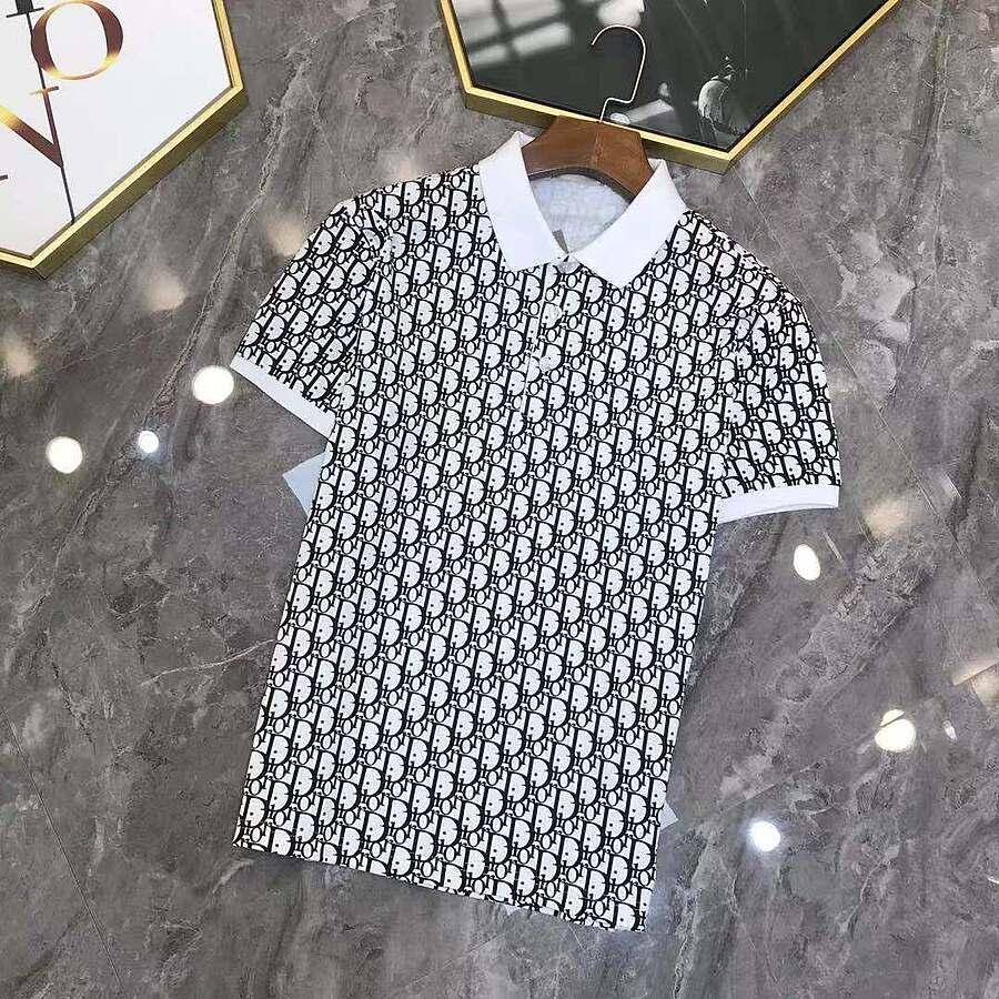 Dior T-shirts for men #446358 replica