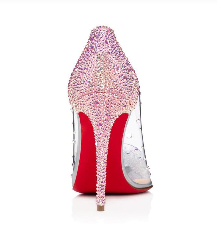 Christian Louboutin 12cm High-heeled shoes for women #446400 replica