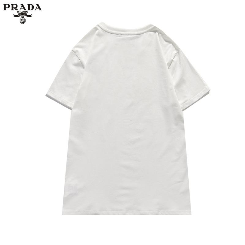 Prada T-Shirts for Men #446444 replica
