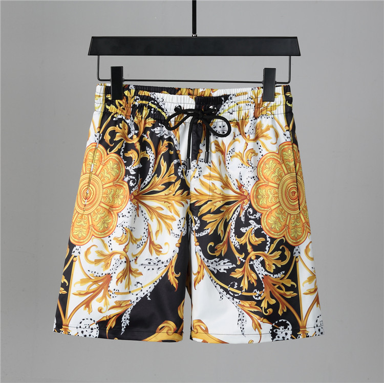 Versace Pants for versace Short Pants for men #446634 replica