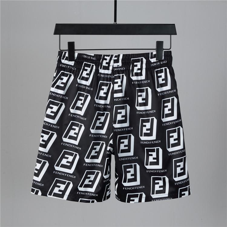Fendi Pants for Fendi short Pants for men #446707 replica