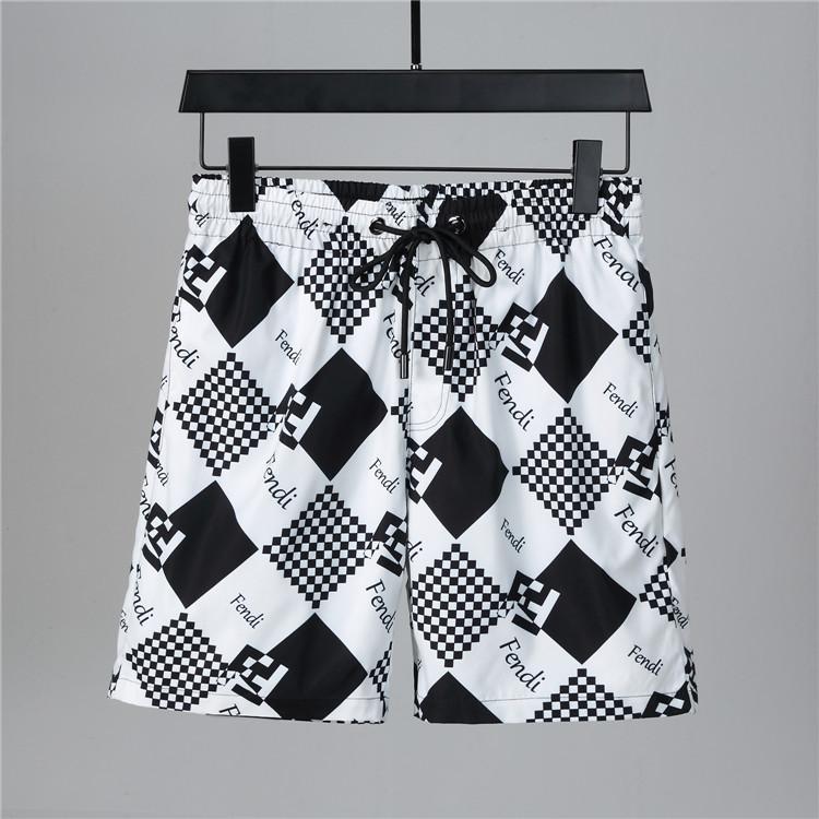 Fendi Pants for Fendi short Pants for men #446708 replica