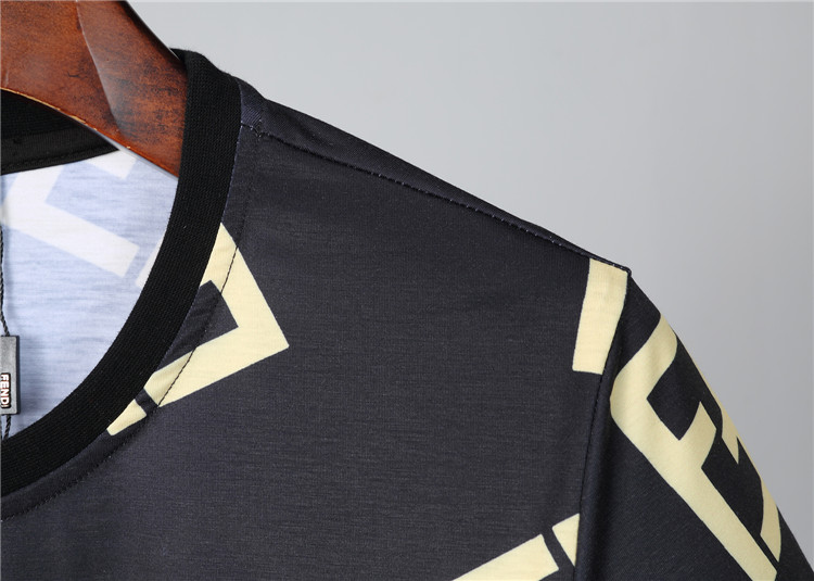 Fendi T-shirts for men #446709 replica