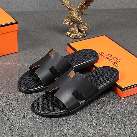 HERMES Shoes for Men's HERMES Slippers #449173