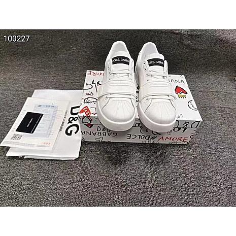 D&G Shoes for Men #449179 replica