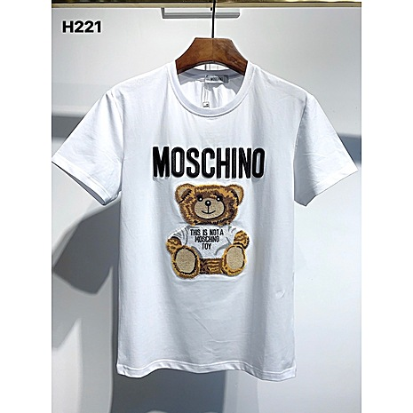 SPECIAL OFFER moschino t-shirts for men  Size:M #451029 replica