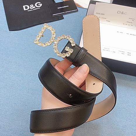 D&G AAA+ Belts #451134 replica