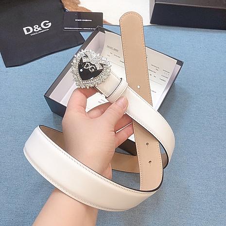 D&G AAA+ Belts #451137 replica