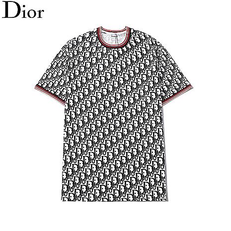 Dior T-shirts for men #451143 replica