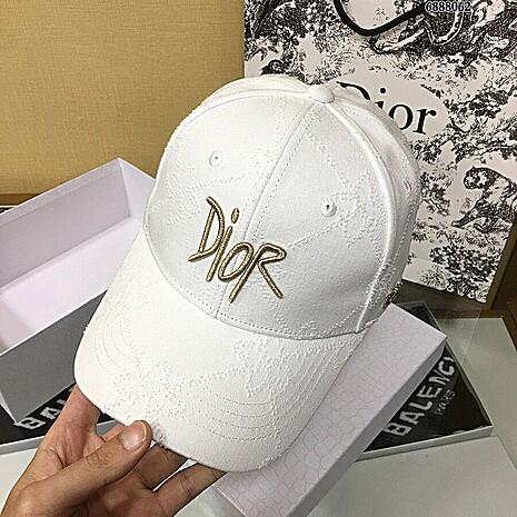 Dior AAA+ hats & caps #451156 replica