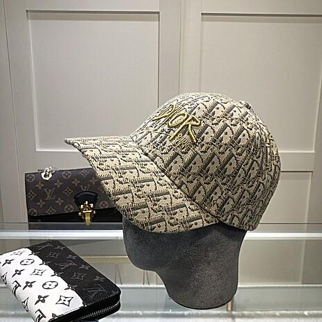 Dior AAA+ hats & caps #451175 replica