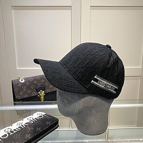 Dior AAA+ hats & caps #451188 replica