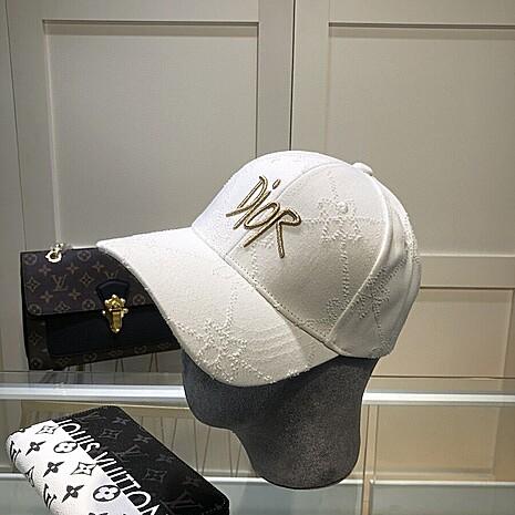 Dior AAA+ hats & caps #451190 replica