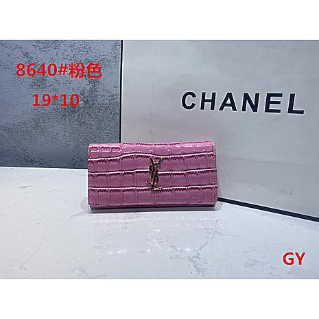 YSL Wallets #451494 replica